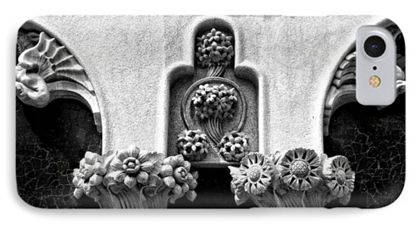 Architectural Detail - Barcelona - Spain IPhone Case