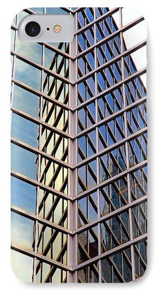 Architectural Details IPhone Case by Valentino Visentini
