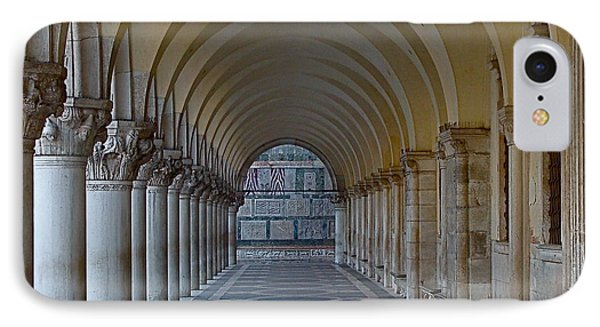 Archway In Piazza San Marco IPhone Case