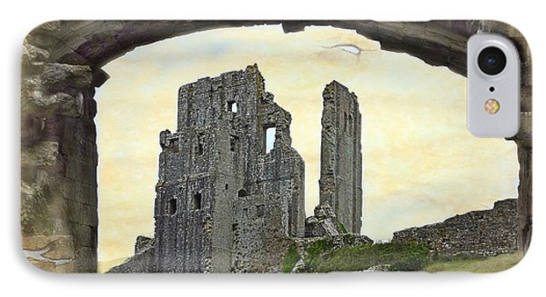 Archway To History IPhone Case by Linsey Williams