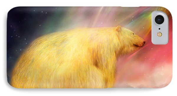 Arctic Wonders Phone Case by Carol Cavalaris