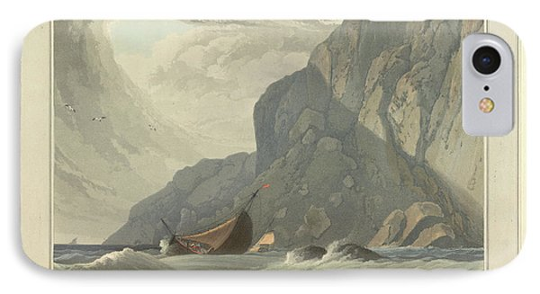 Ardnamurchan Point In Argyllshire IPhone Case by British Library