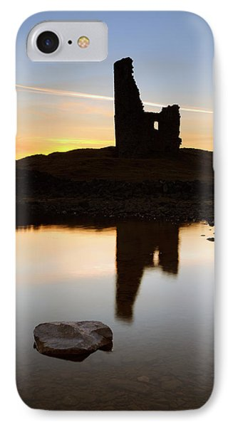 Ardvreck Castle Sunset IPhone Case