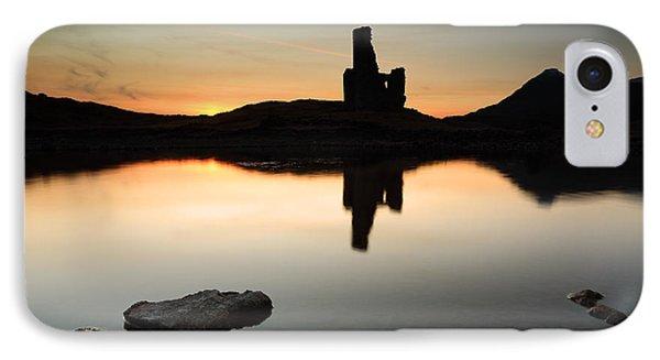 Ardvreck Sunset Phone Case by Grant Glendinning
