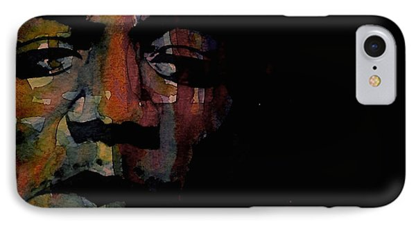 Are You Experienced IPhone Case by Paul Lovering