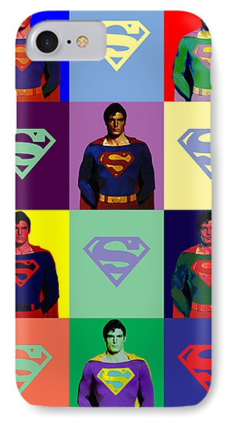 Are You Super? IPhone Case by Saad Hasnain