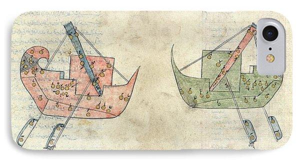 Argo Navis Constellation IPhone Case by Library Of Congress