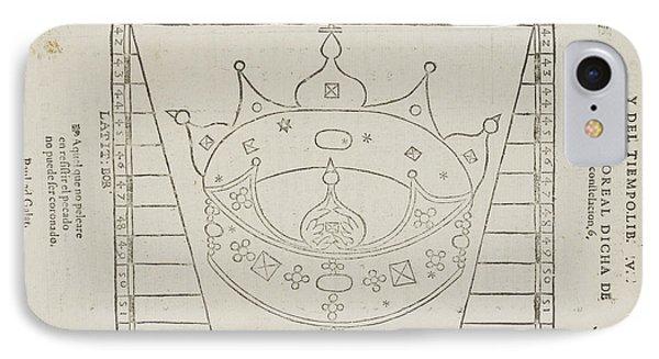 Ariadne Star Constellation IPhone Case by British Library
