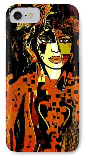 Arielle Phone Case by Natalie Holland