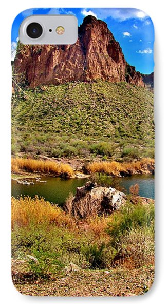 Arizona At Its' Best Phone Case by Marilyn Smith