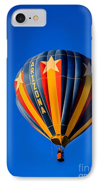 Arizona Balloon IPhone Case by Robert Bales