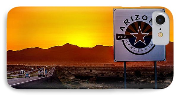 Arizona Centennial IPhone Case