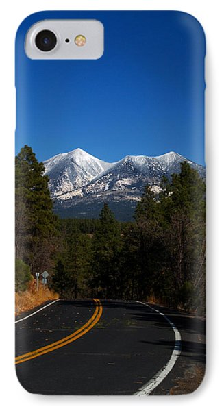 Arizona Country Road  Phone Case by Joshua House