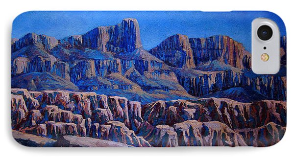 Arizona Landscape At Sunset Phone Case by Dan Terry