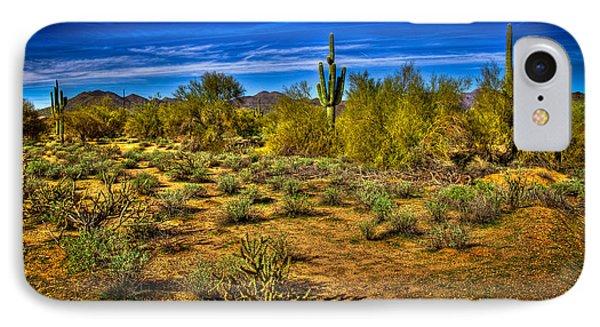 Arizona Landscape Iv Phone Case by David Patterson