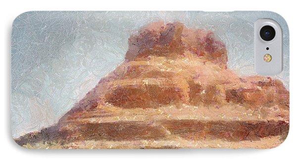 Arizona Mesa Phone Case by Jeff Kolker