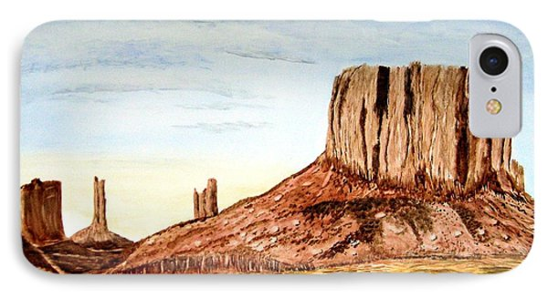 Arizona Monuments 2 IPhone Case