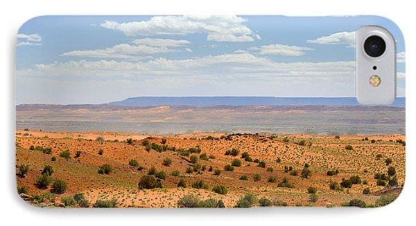 Arizona Near Canyon De Chelly Phone Case by Christine Till