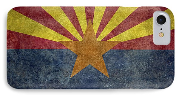 Arizona State Flag IPhone Case