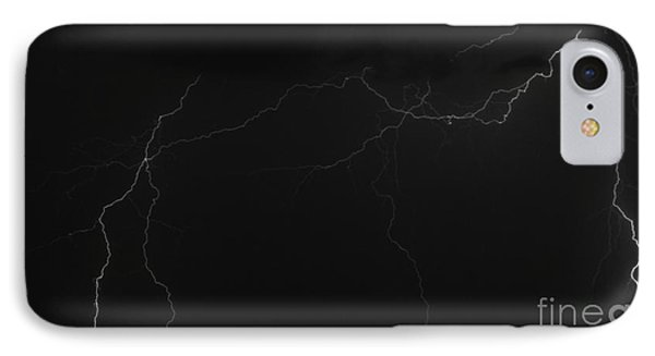 IPhone Case featuring the photograph Arizona Storm by J L Woody Wooden