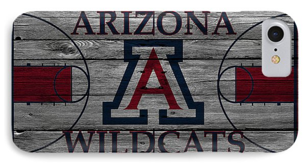 Arizona Wildcats IPhone Case by Joe Hamilton