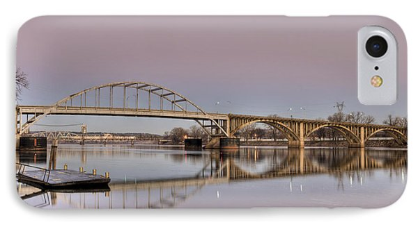 Arkansas Sunrise IPhone Case by Ray Devlin