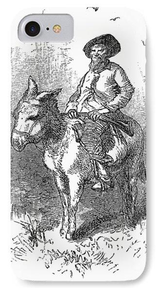 Arkansas Traveler, 1878 Phone Case by Granger