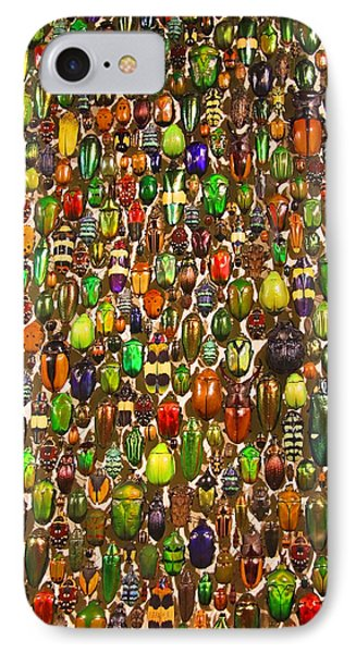 Army Of Beetles And Bugs IPhone Case by Brooke T Ryan