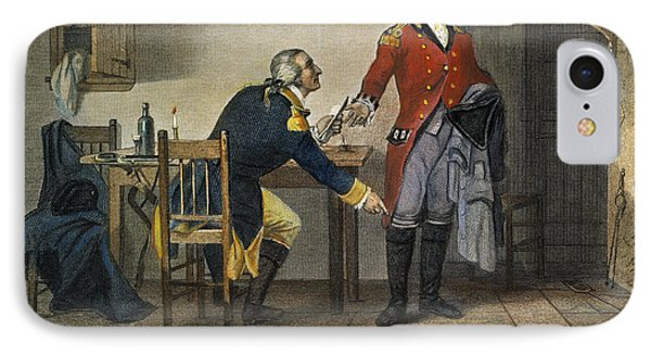 Arnold And Andre, 1780 Phone Case by Granger