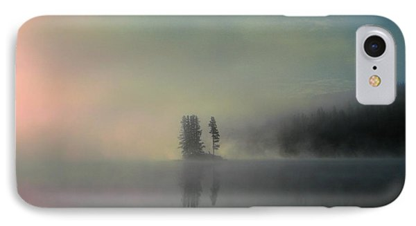 Arrival Of Dawn Phone Case by Shirley Sirois