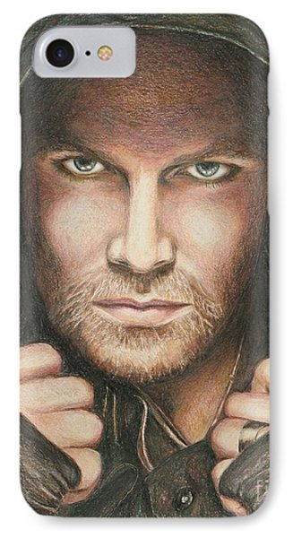 Arrow / Stephen Amell Muted IPhone Case