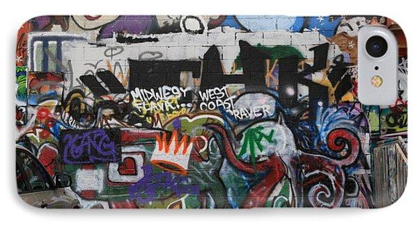 Art Alley 4 IPhone Case