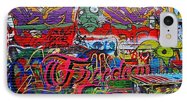Art Alley Two IPhone Case