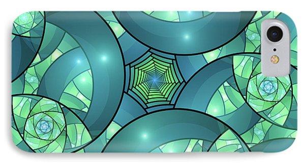 IPhone Case featuring the digital art Art Deco by Gabiw Art