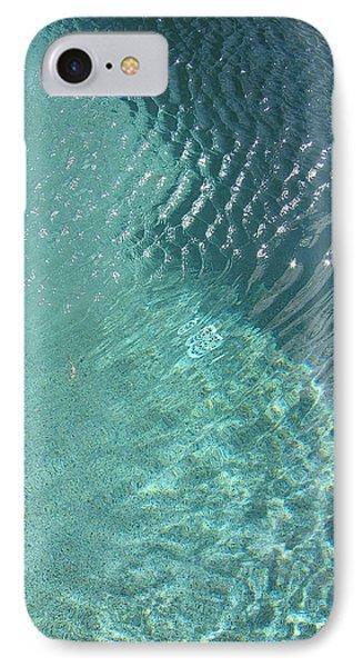 Art Homage David Hockney Swimming Pool Arizona City Arizona 2005 IPhone Case by David Lee Guss