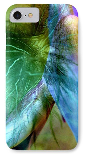 Art Of Deception Phone Case by Shirley Sirois