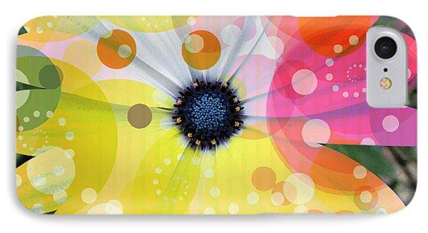Art Of Flowers 1 IPhone Case by Dhouib Skander