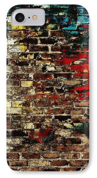 Art Wall IPhone Case by Chastity Hoff