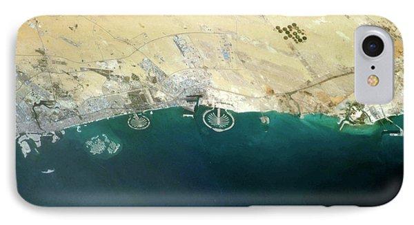 Artificial Islands IPhone Case