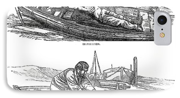 Artificial Respiration, 1864 IPhone Case