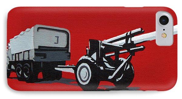 Artillery Gun IPhone Case