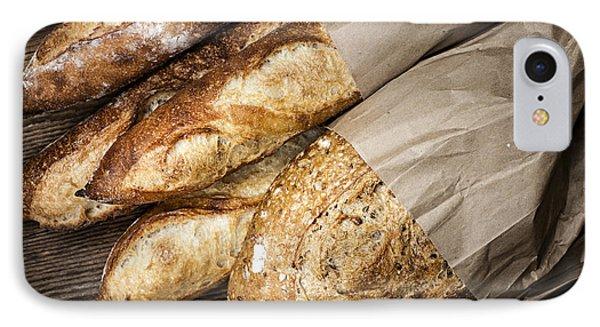 Artisan Bread Phone Case by Elena Elisseeva