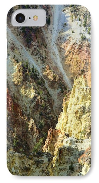 Artist Palette Of Yellowstone Phone Case by Kathleen Struckle