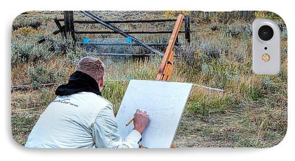 Artist Point IPhone Case by Jim Garrison