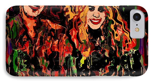 Artists Phone Case by Natalie Holland