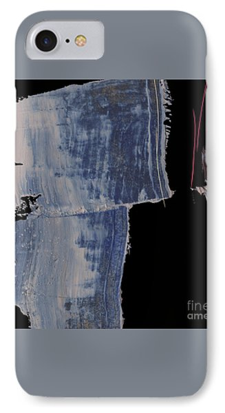 Artotem Iv IPhone Case by Paul Davenport