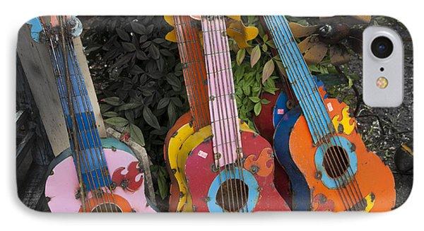 Arty Yard Guitars IPhone Case