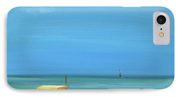 IPhone Case featuring the painting Aruba by Donna Tuten