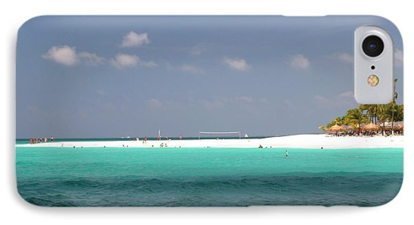 Aruba IPhone Case by Living Color Photography Lorraine Lynch