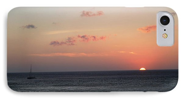 Aruba Sunset IPhone Case by Living Color Photography Lorraine Lynch